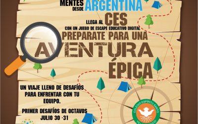 Desafiando mentes desde Argentina
