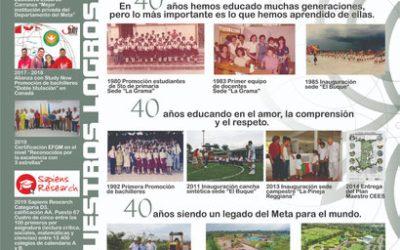 Ciudad Educadora en el Llano 7 días
