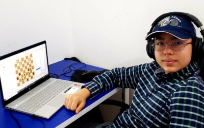 Samuel Hernández subcampeón en Torneo Internacional de ajedrez