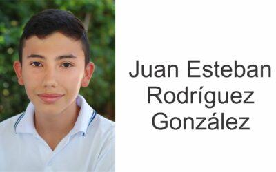 Juan Esteban Rodríguez González gana Beca de la Universidad de La Sabana