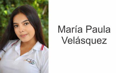 María Paula Velásquez, excelencia en prueba de ingreso a la Universidad de Los Andes