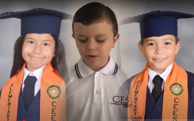 Ceremonia de graduación Grado 4° CES 2020