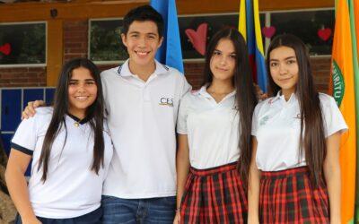 Elección Personero estudiantil CES 2020
