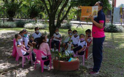 Primer día de clase preescolar 2021