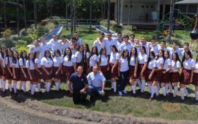 Colegio Espíritu Santo puesto #1 en el departamento del Meta