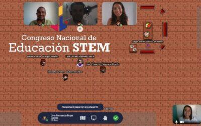Docentes CEES en el Congreso Nacional STEM