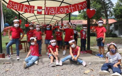 Celebración Día de San Valentín Pre-school