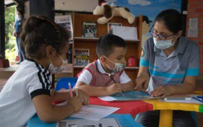 Un día en el Preescolar de la Ciudad Educadora Espíritu Santo