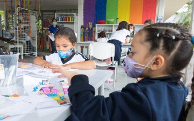 Atelier del ciclo de educación Preescolar