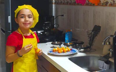 Cocinando con Simona