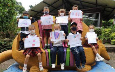 Preescolar celebra el cumpleaños de Villavicencio 2021