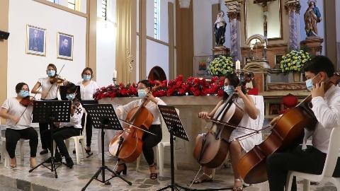 Eucaristía Día de la Familia CEES 2021