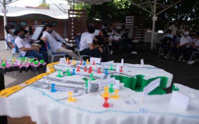Socialización sobre la desigualdad en las comunas